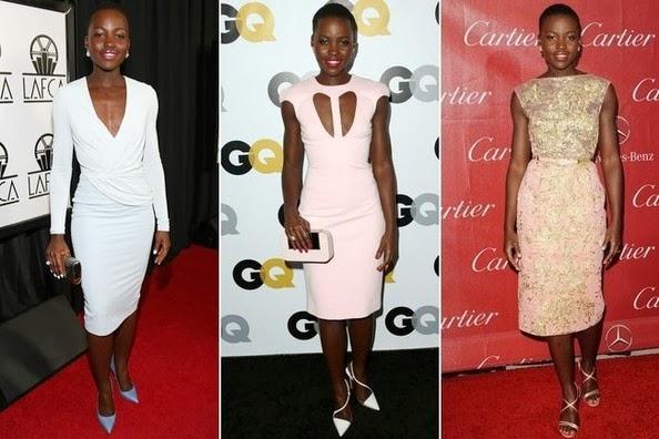 Lupita Nyong'o Chic Looks