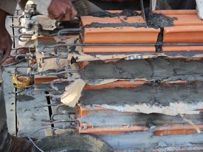 Detail Pemasangan Dak Keraton