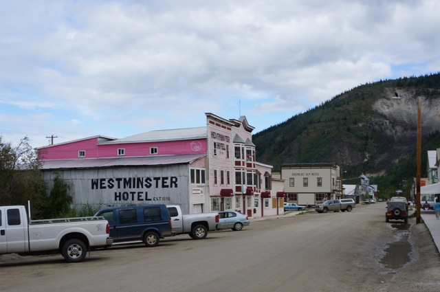 Dawson city casino jobs