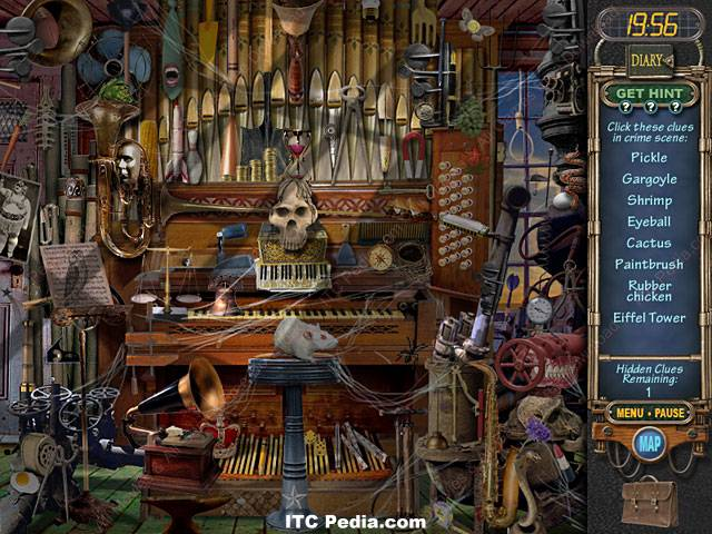 Mystery Case Files 3 Ravenhearst Multi9 ISO - RAiN