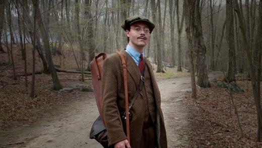 Dress Like Richard Harrow from Boardwalk Empire
