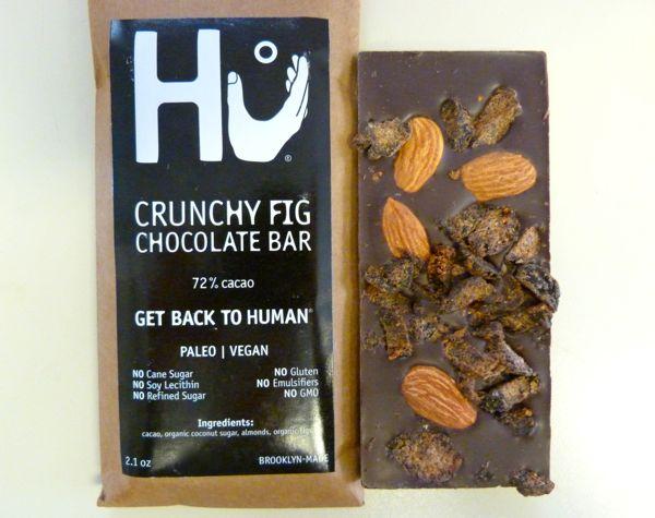 Chocolate Banquet: Hu Kitchen - Crunchy Fig Chocolate Bar - Aug. 6 ...