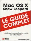 Livre : Mac OS X Snow Leopard -  Le Guide Complet / Gratuitement    Maîtrisez le nouveau système d'exploitation d'Apple ! Dans la guerre possesseurs de PC contre possesseurs de Mac, vous avez pris parti ! Vous êtes du coté Mac ! Cet ouvrage est donc fait pour vous ! Dans une première partie, il vous fera découvrir l'environnement du nouveau système d'exploitation de Mac, Mac OS X Snow Leopard. Puis il vous expliquera comment communiquer et gérer vos documents. Vous pourrez aussi utiliser toutes les applications incluses et gérer les principaux utilitaires ! En fin d'ouvrage, de nombreux trucs et astuces et des annexes utiles au quotidien