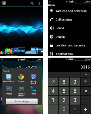 Next2ICS ROM v2.0 with Jelly Bean look for samsung galaxy y GT-s5360