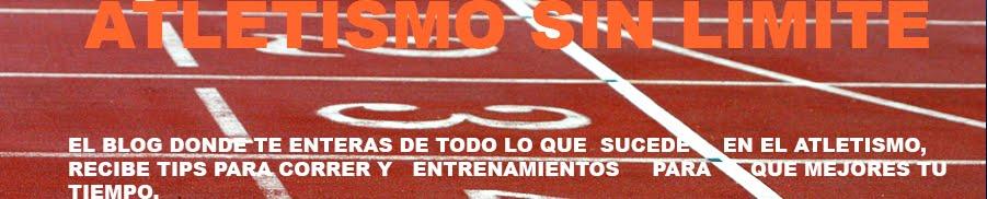 Atletismo Sin Limite