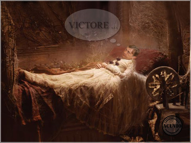 Frumoasa Crin Antonescu din Alianţa Fermecată se trezeşte