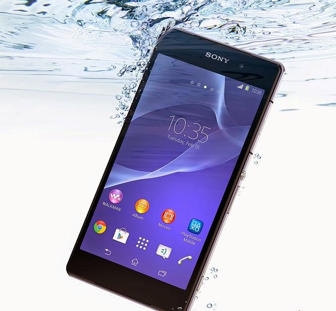 Harga Sony Xperia Z2 Terbaru November 2014