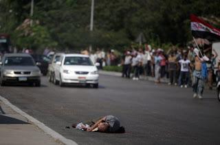 penyokong morsi terkorban demo pro morsi