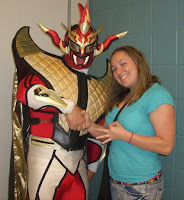 Jushin Liger &amp; I
