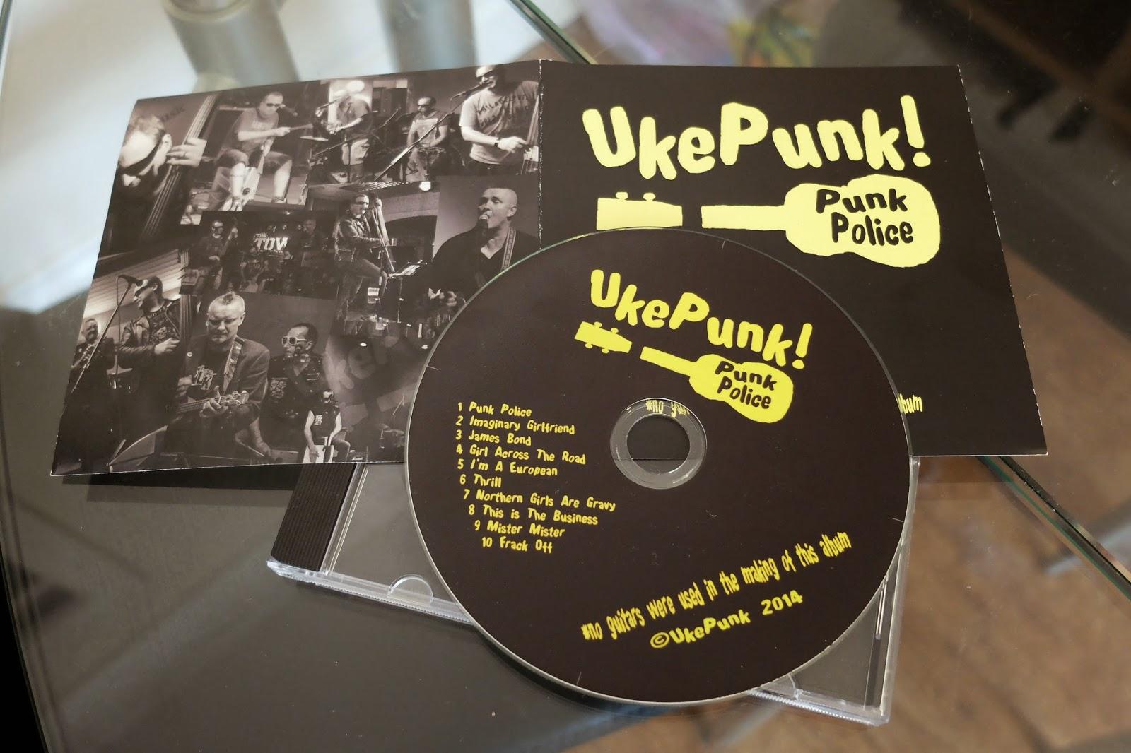 UkePunk Punk Police
