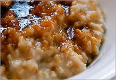 Crock Pot Cinn-Apple Oatmeal