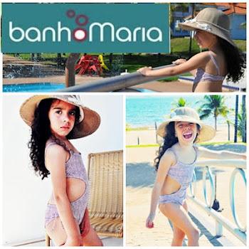 MERGULHE NA BANHO MARIA