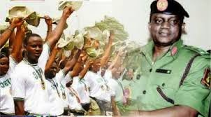 NYSC DG Says N4,000 for Online Registration May be Reviewed NYSC DG, Brigadier General Bamidele Johnson Olawumi