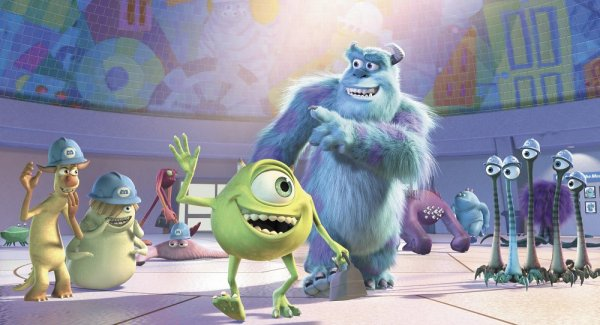 Monsters inc release date