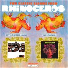 Rhinoceros band songs