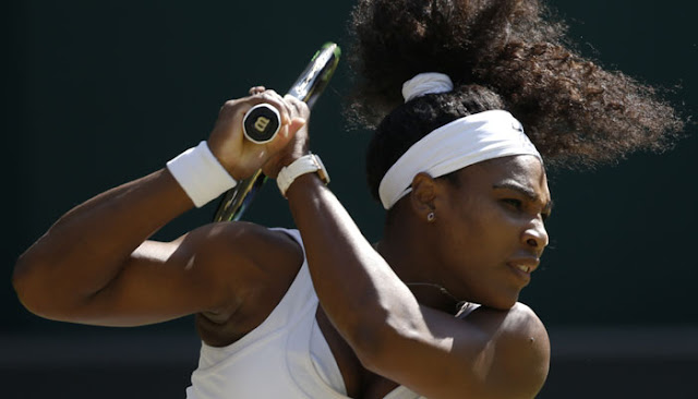 World number one Serena Williams back after bout with `pain`