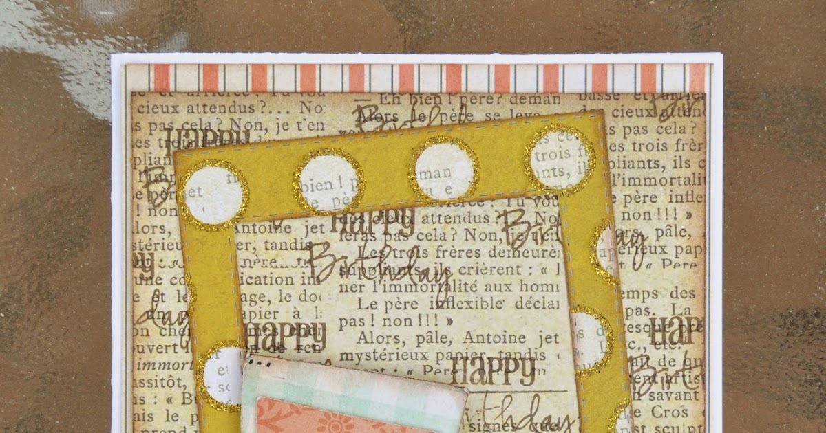 court u0026 39 s crafts  special birthday blog hop with my creative