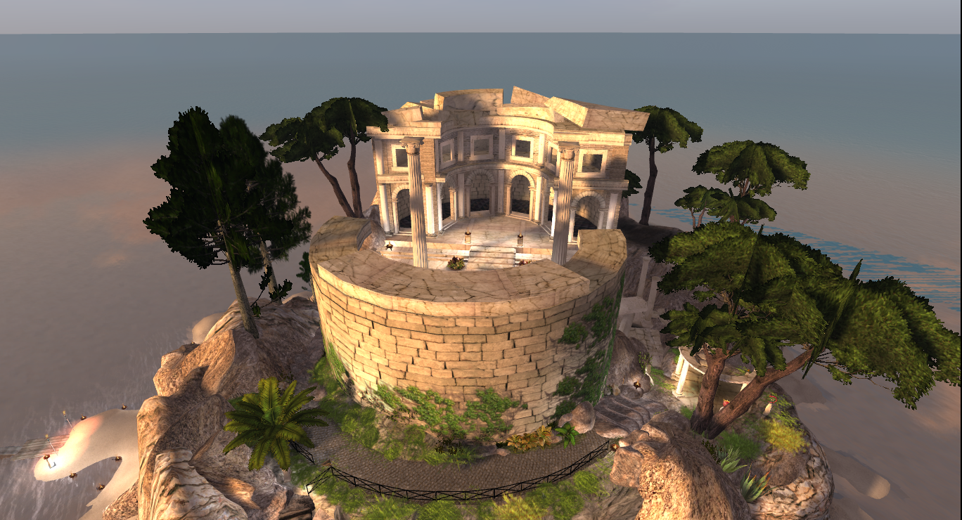 Second Life Photography Gallery and Information: MiC - Musei di Roma ...