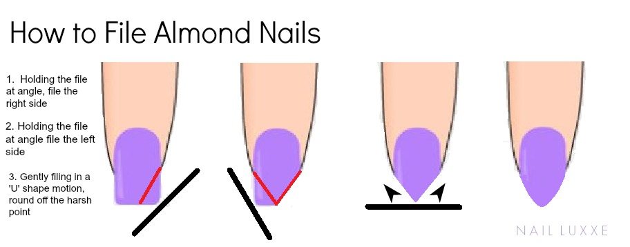 Learn Here How To File Your Nails Properly