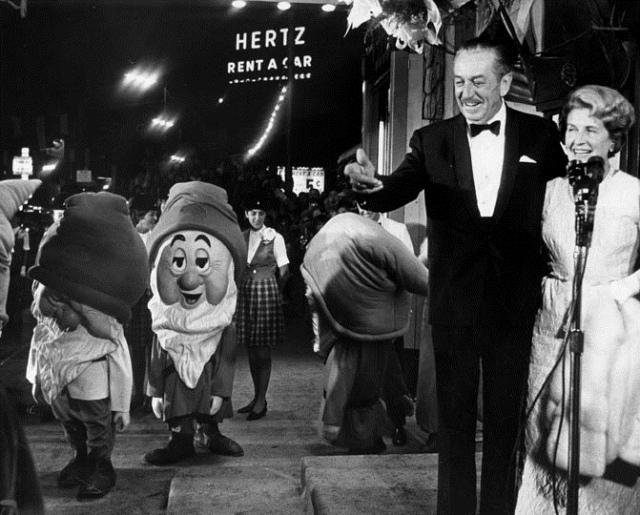 Disney начинает съемки фильма «Saving Mr. Banks»