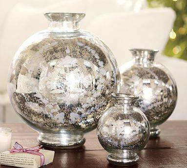 Cottage Blue Designs: New Year\'s Inspiration 2: Mercury Glass
