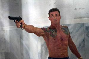 Sylvester Stallone en Una bala en la cabeza