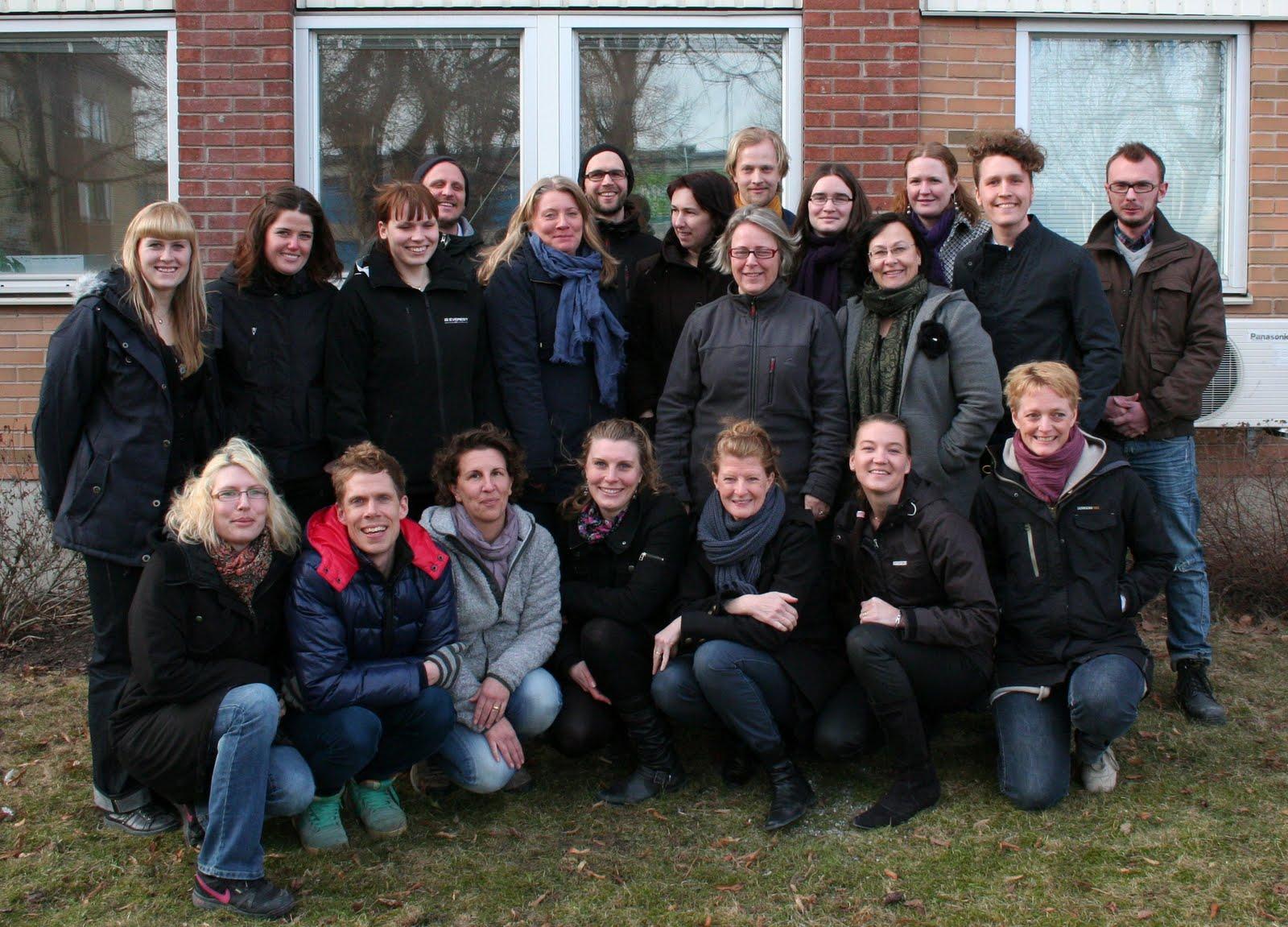 Tematrädgårdar 2011: om oss