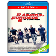 Rápidos y furiosos 5 (2011) BRRip 720p Audio Dual Latino-Ingles