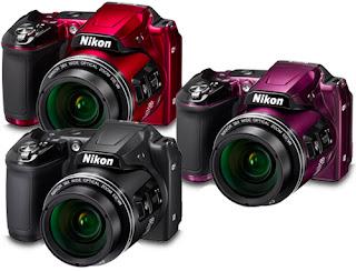 Cámara Nikon CoolPix L840