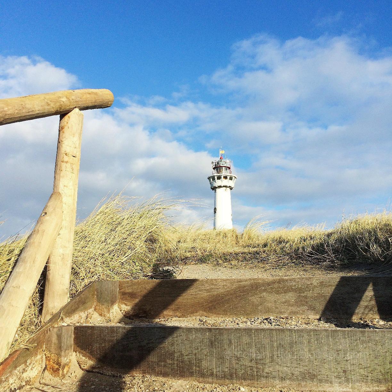 Mmi, Mittwochs mag ich, Egmond an Zee, Holland, Strand, Leuchtturm, Meer
