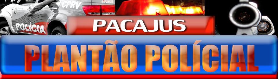 pacajus plantão policial