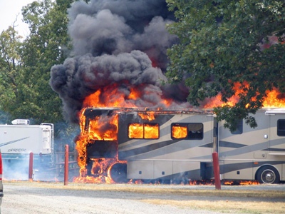 The RV Doctor Still More Fire Safety Info