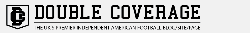 Double Coverage: UK American Football Blog