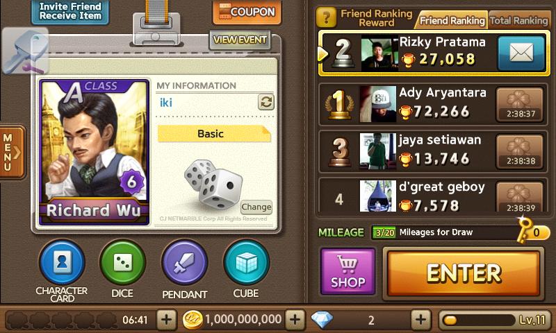 Cheat Mudah Game Let's Get rich