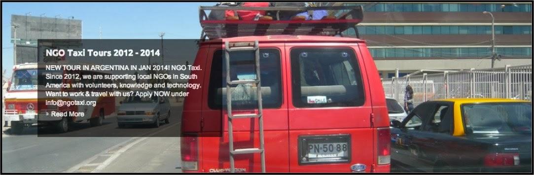 NGO Taxi - NEWS