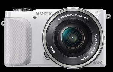 Sony Alpha NEX-3N Camera User's Manual