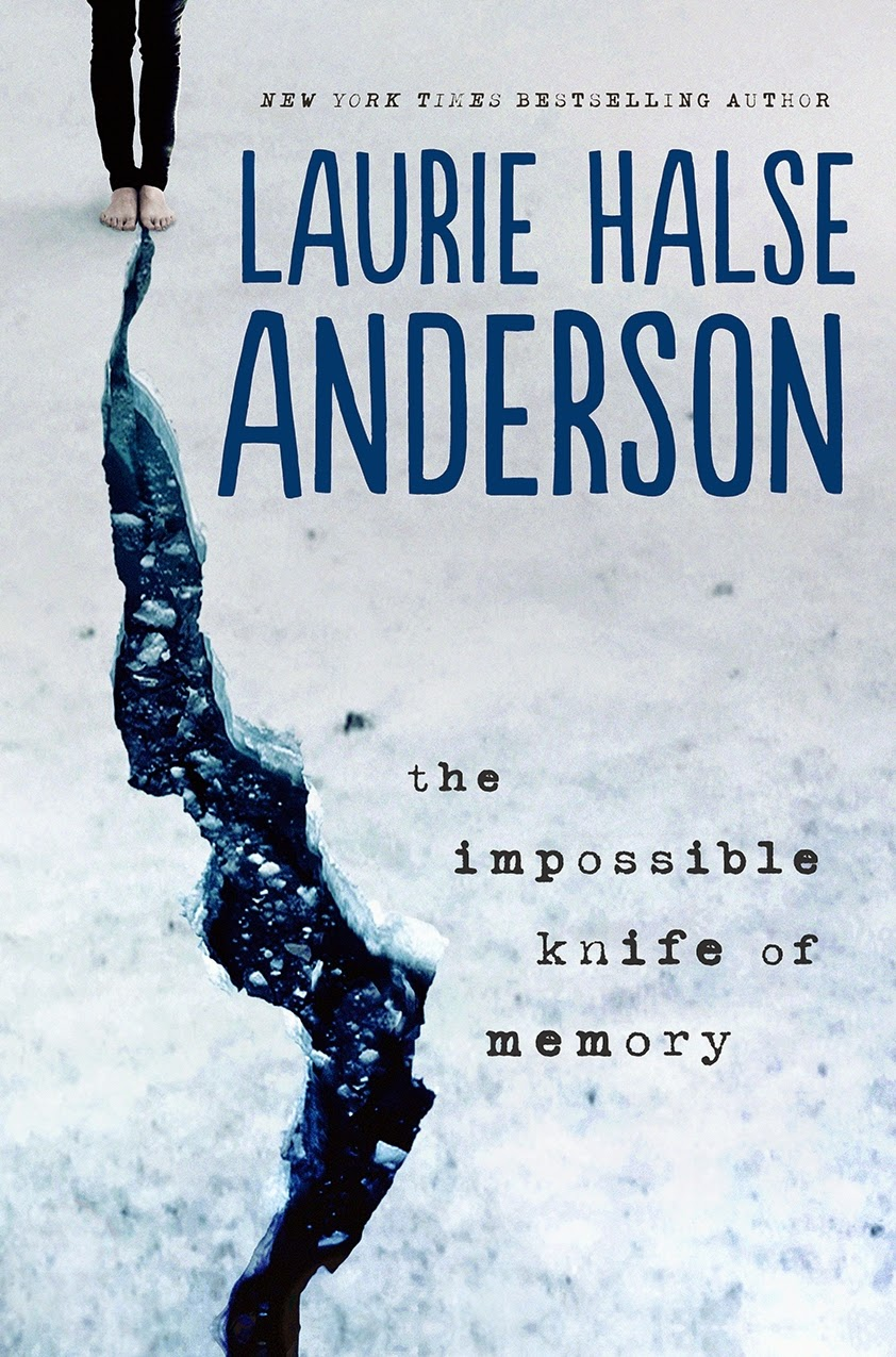 the impossible knife of memory by laurie halse anderson book cover large hd