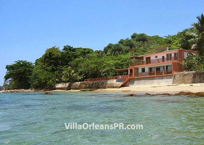 rincon puerto rico beachfront villa For Sale