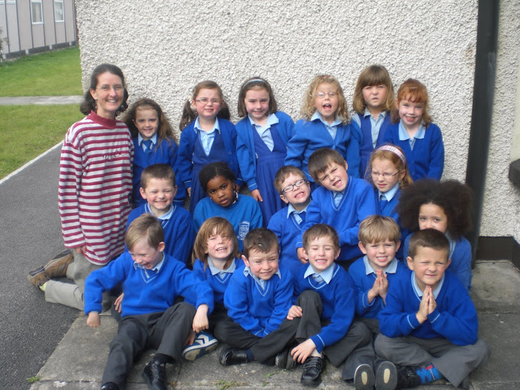 Senior Infants  Room 5