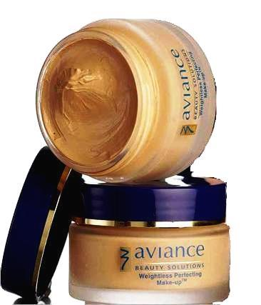 Makeup Foundation on Beauty Solutions  Aviance Weightless Perfecting Makeup Foundation