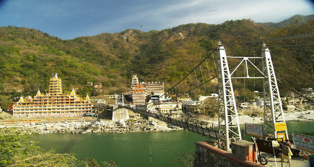 Rishikesh laxman Jhula wallpapers