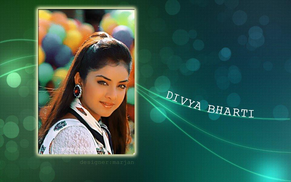 Divya Bharti Wallpaper HD