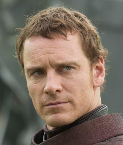 Michael Fassbender as Magneto in X-Men Days of Future Past