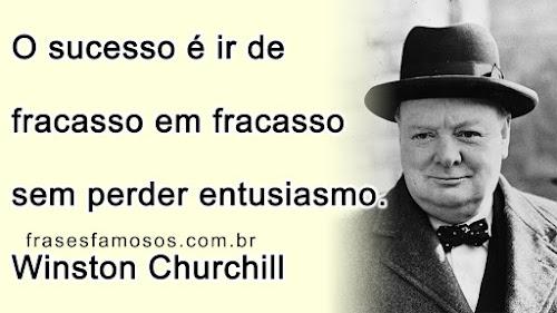 Frase Winston Churchill