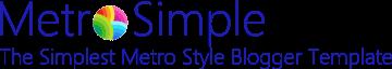 Metro Simple