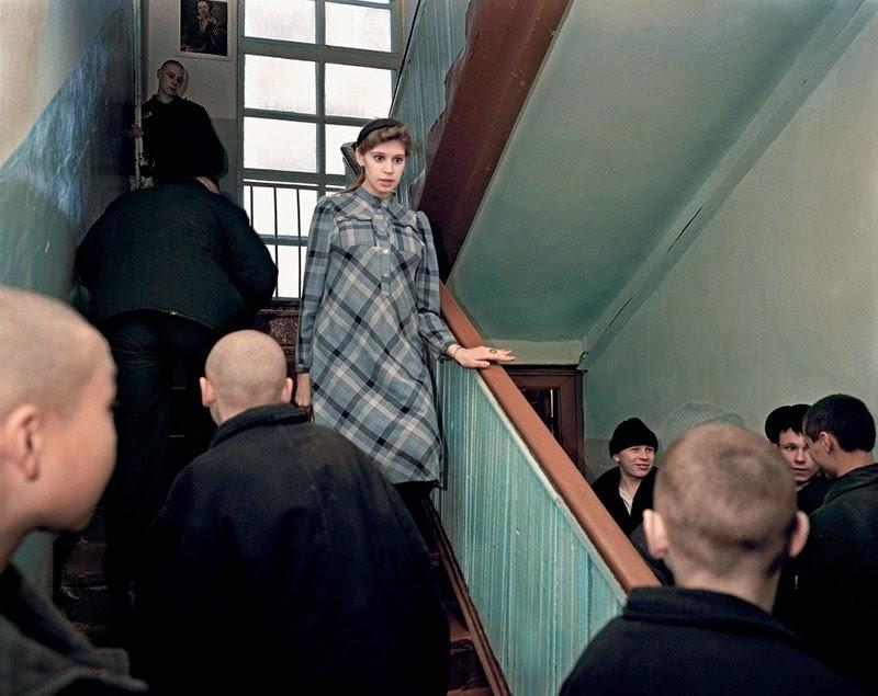 Жизнь малолетних заключённых в сибирских колониях