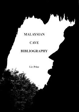 Malaysian Cave Bibliography