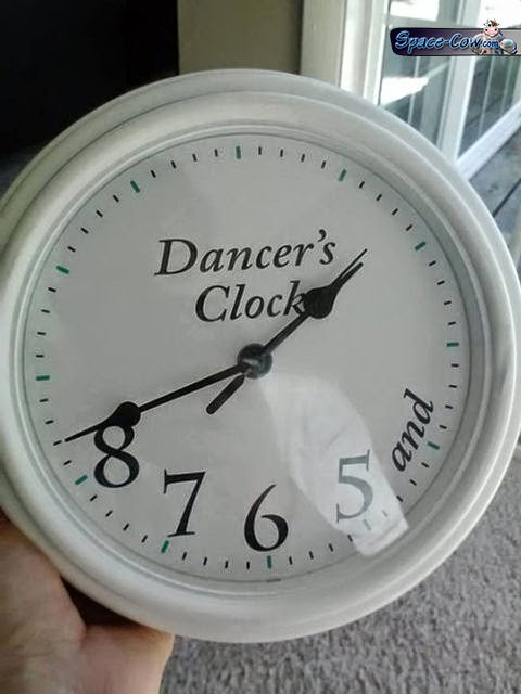 funny things clock picture