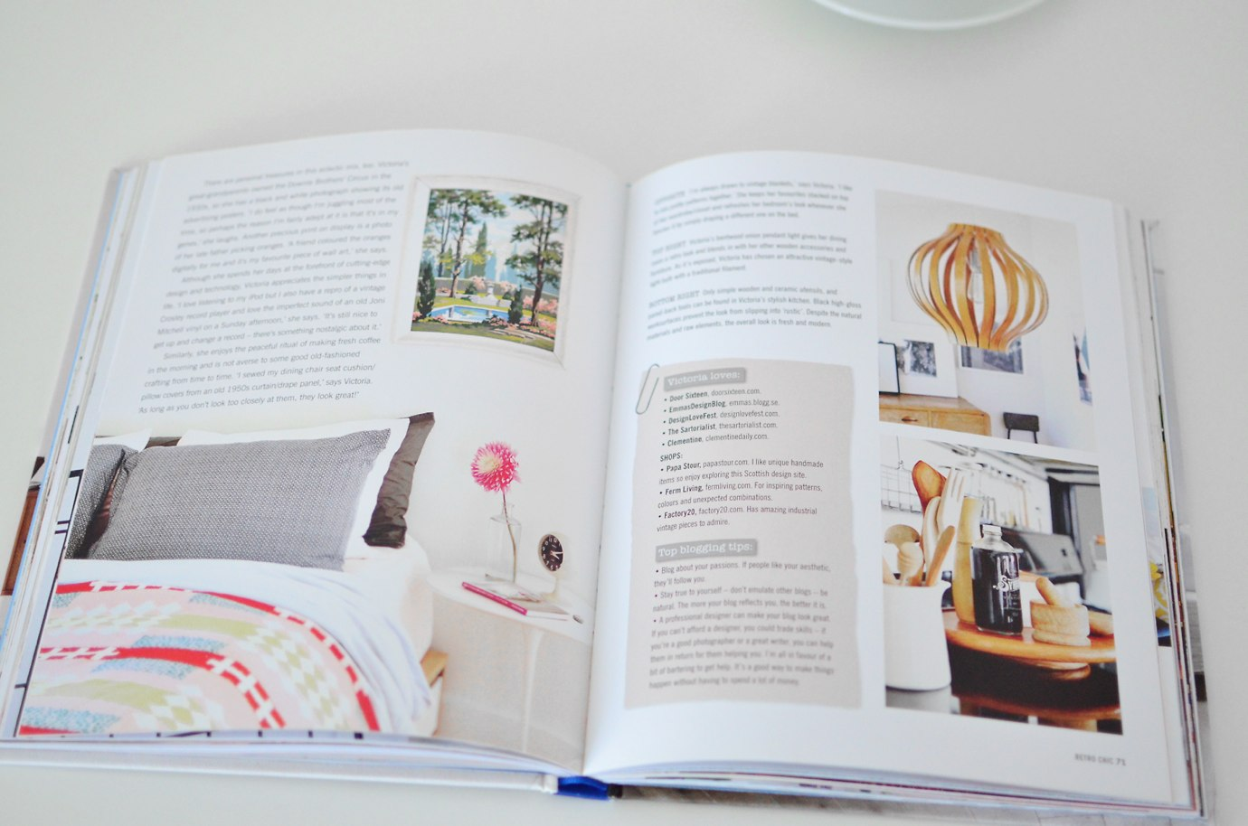 Kniha: Design blogerky doma | designinwhite - blog o bydlení ...
