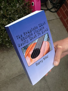 createspace version of The Complete What Ukulele Players Really Want To Know